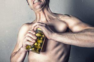 L'Homme, Muscle, De Remise En Forme, Entraînement